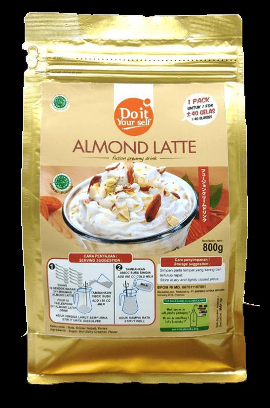 doityourself Almond Latte